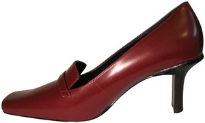 Anne Klein New Burgundy Red Pumps