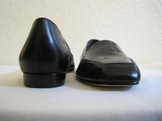 Enzo Angiolini Loafers New Black Flats Image 3