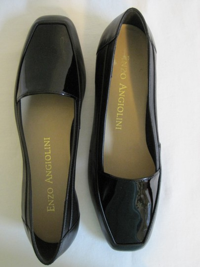 Enzo Angiolini Loafers New Black Flats Image 4