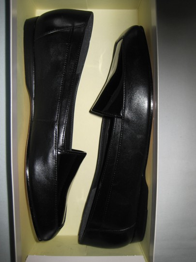 Enzo Angiolini Loafers New Black Flats Image 8