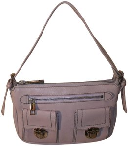 Marc Jacobs Leather Tote in Purple (Lavendar)