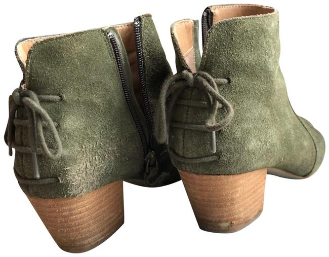 Item - Olive Green Ankle Boots/Booties Size US 7 Regular (M, B)
