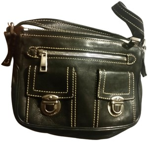 Marc Jacobs #purse #silver Harware #leather Satchel in black