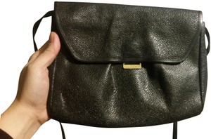 Lancel Vintage Leather Shoulder Bag
