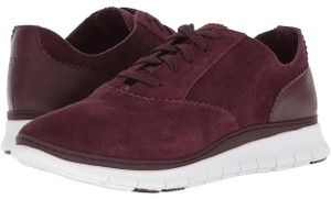 Vionic Maroon Suede Athletic