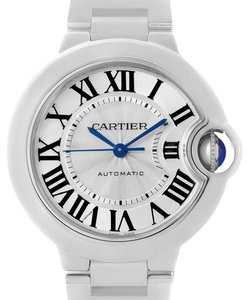 Cartier Cartier Ballon Bleu Stainless Steel Automatic Womens Watch W6920071