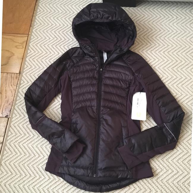 Item - Green Down For A Run Jacket Ii Coat Size 4 (S)