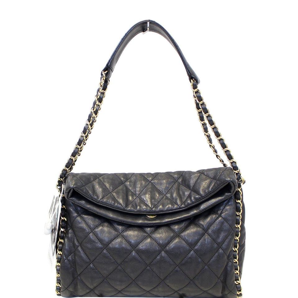 6b4eb3704556 Chanel Tote Hobo Quilted Ultimate Soft Chain Around Shoulder Bag ...