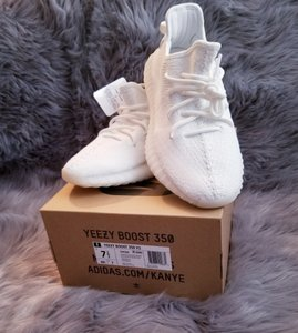 adidas X Yeezy Sneakers Boost 350 White Athletic