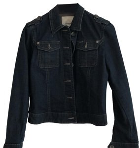 Façonnable dark blue Womens Jean Jacket