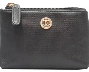 Chanel Chanel Coin Case with Key Chain
