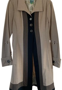 Burning Torch Tan with brown and black Jacket