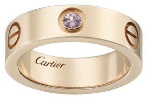 Cartier Cartier rose gold LOVE ring