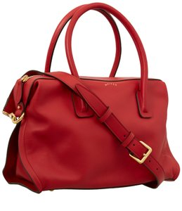 Maiyet Satchel in Red