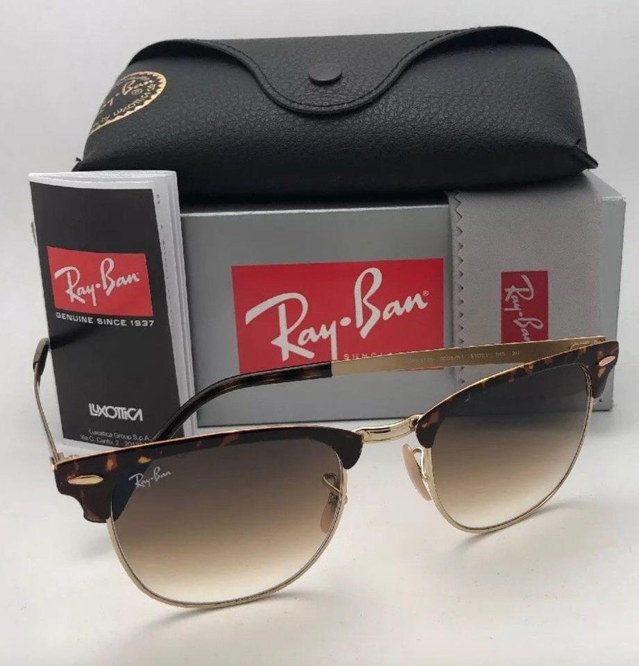 a416a8f2b2 ... order ray ban ray ban sunglasses clubmaster metal 3716 9008 51 51 21  16128 089d7
