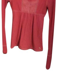 abercrombie kids Top coral