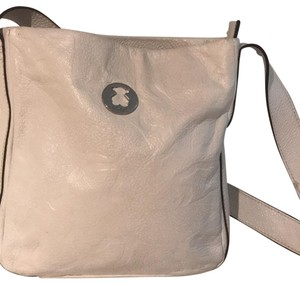 TOUS white Messenger Bag