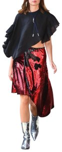 MARQUES'ALMEIDA Skirt red