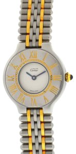 Cartier Cartier Must 21 Ladies Two Tone Watch