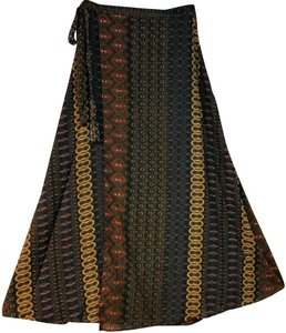 Elan Maxi Skirt MULTICOLOR