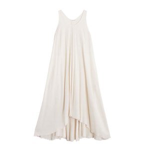 Cream Maxi Dress by Black Crane
