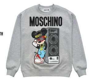 Moschino H&m Jeremy Scott Sweatshirt