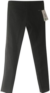 Tom Ford Leather Couture Raw Denim Skinny Jeans-Dark Rinse