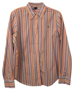 Chaps Button Down Shirt multicolored