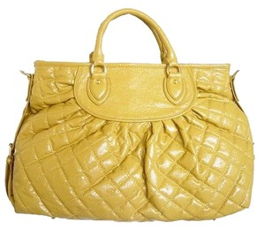 Urban Expressions Satchel in Yellow