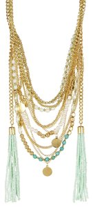 Olivia Welles Olivia Welles Edina Tassel Necklace