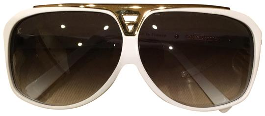 Preload https://img-static.tradesy.com/item/24406487/louis-vuitton-white-evidence-sunglasses-0-1-540-540.jpg