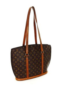 Louis Vuitton Babylon Vintage Monogram Keepall Shoulder Bag