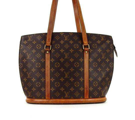 Louis Vuitton Babylon Vintage Monogram Keepall Shoulder Bag Image 1