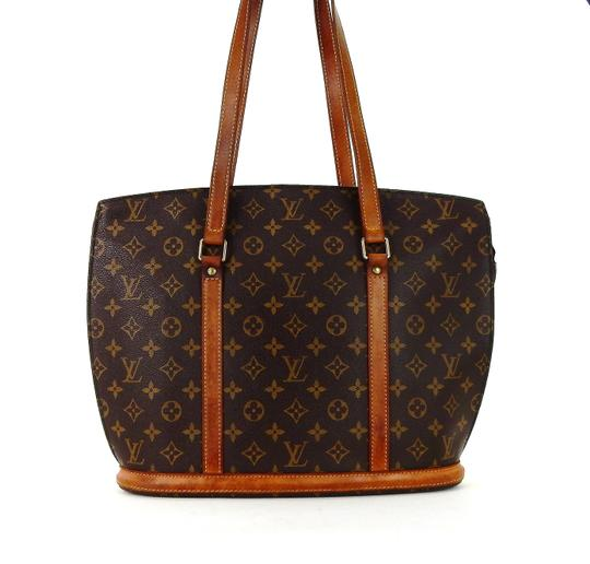 Louis Vuitton Babylon Vintage Monogram Keepall Shoulder Bag Image 3