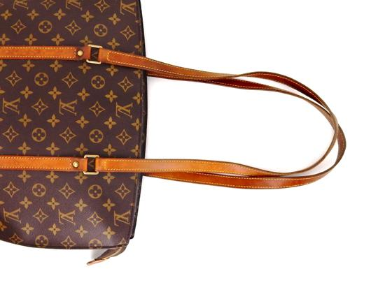 Louis Vuitton Babylon Vintage Monogram Keepall Shoulder Bag Image 6