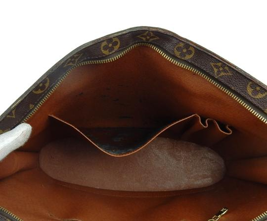 Louis Vuitton Babylon Vintage Monogram Keepall Shoulder Bag Image 9