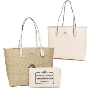 Coach Satchel Shoulder 36126 36609 Tote in white chalk