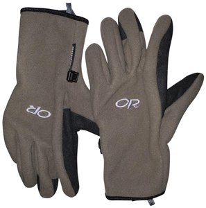 Outdoor Research Women's Gloves Low-profile WINDSTOPPER fabric