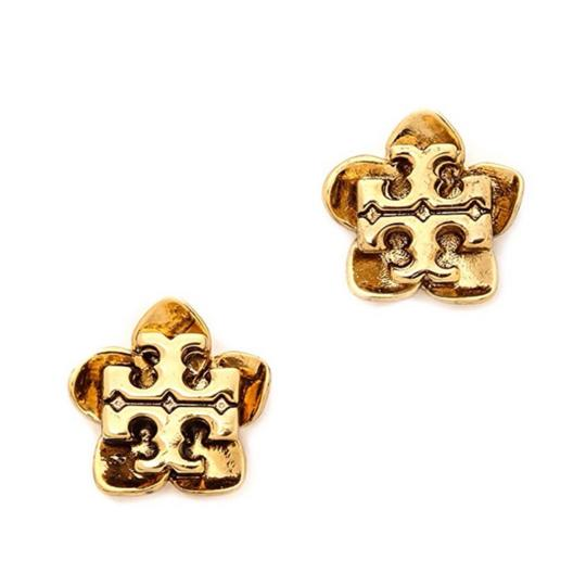 Preload https://img-static.tradesy.com/item/24407005/tory-burch-antiqued-gold-cecily-flower-earrings-0-0-540-540.jpg