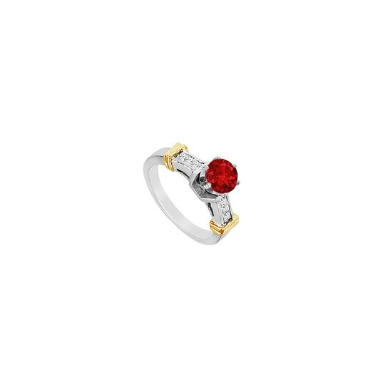 Preload https://img-static.tradesy.com/item/24407006/red-14k-two-tone-white-and-yellow-gold-channel-set-cubic-zirconia-engageme-ring-0-0-540-540.jpg