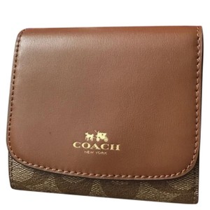 Cosch coach women's wallet new with gift box