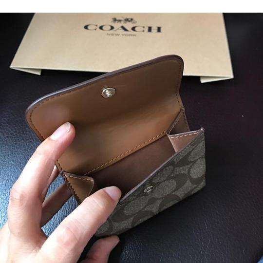 Cosch coach women's wallet new with gift box Image 4