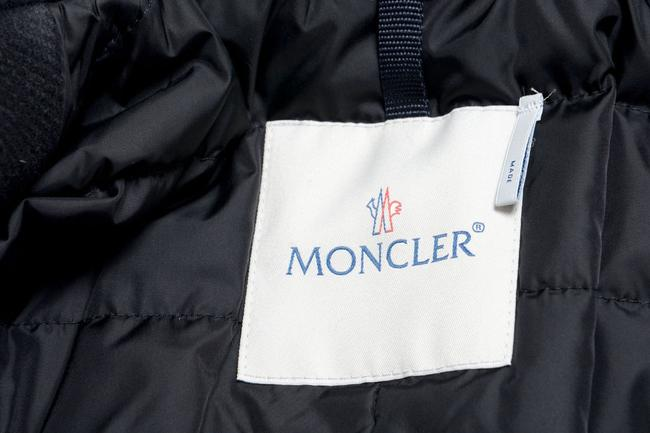 Moncler Trench Coat Image 3