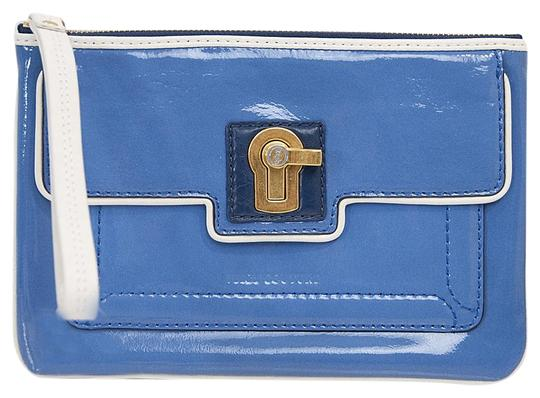 Preload https://img-static.tradesy.com/item/24407431/juicy-couture-blue-saturday-soiree-large-patent-leather-wristlet-clutch-wallet-0-2-540-540.jpg