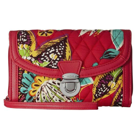 Preload https://img-static.tradesy.com/item/24407498/vera-bradley-multicolor-womans-rumba-red-floral-quilted-ultimate-wristlet-wallet-0-0-540-540.jpg