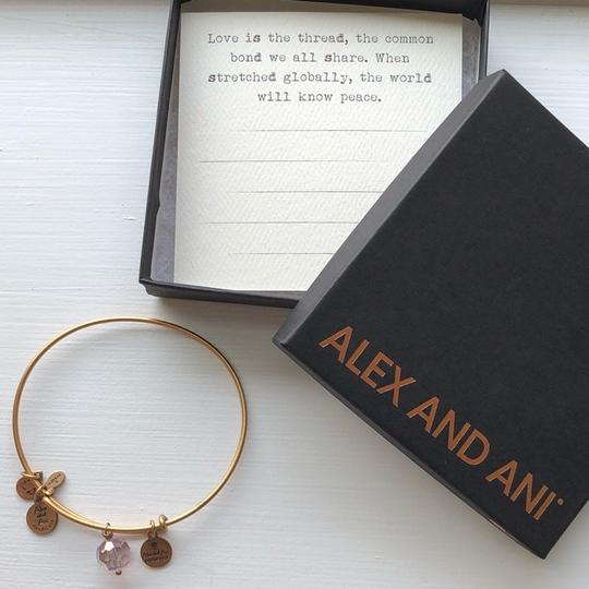 Alex and Ani crystal infusion Image 1