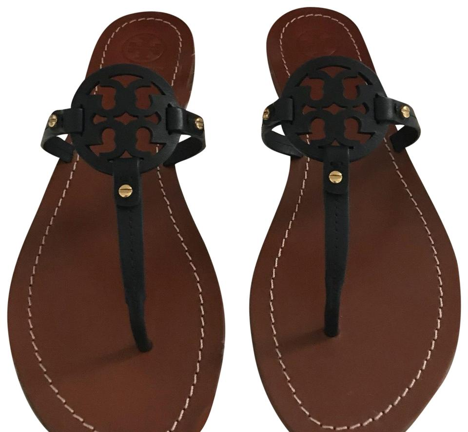 134945038 Tory Burch Miller Sandals Size US 8 Regular (M