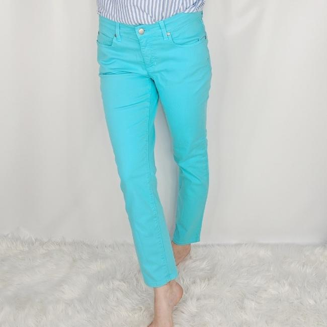 Eileen Fisher Skinny Jeans-Light Wash Image 1
