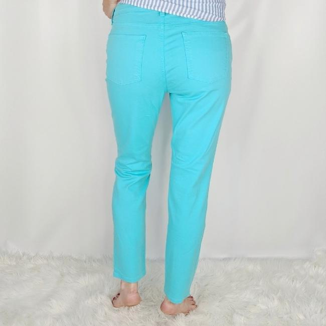 Eileen Fisher Skinny Jeans-Light Wash Image 2