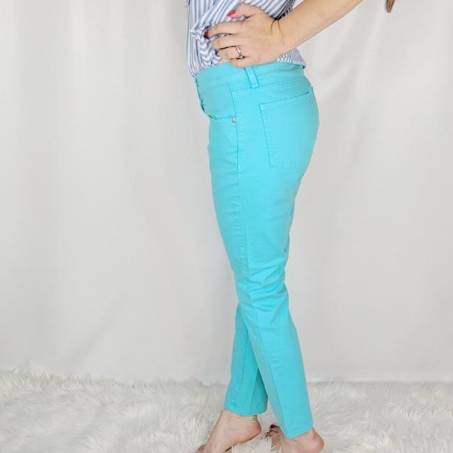 Eileen Fisher Skinny Jeans-Light Wash Image 3